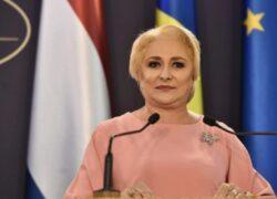 Dăncilă face anunțul momentului despre prezidențiale: 'Eu, oricum, aveam conducerea'