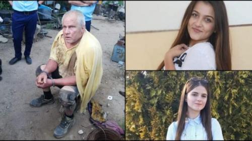 Beismerte a két lány meggyilkolását a 66 éves caracali férfi