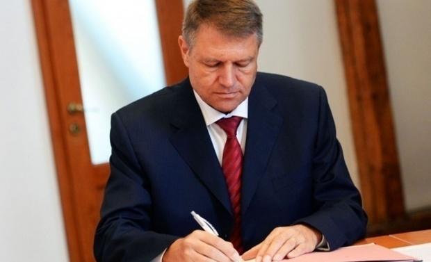 Iohannis a semnat decretul! O lege importantă a fost promulgată. Decizie, în Monitorul Oficial