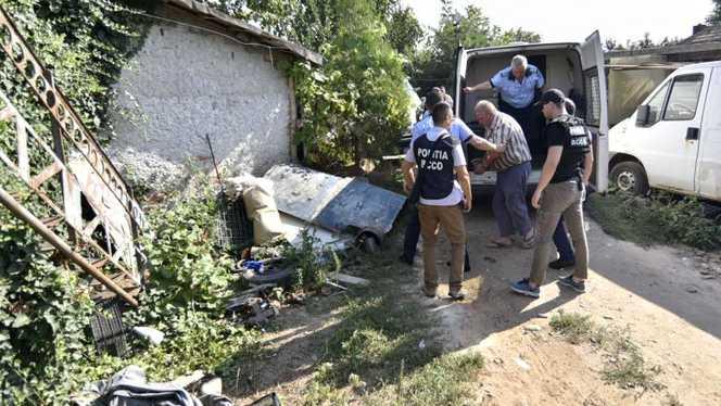 Ultimă oră! Ce au găsit anchetatorii în pereții casei lui Gheorghe Dincă