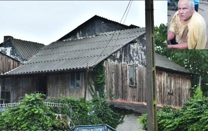 Cutremur în Casa Groazei. Unde își ascundea criminalul probele