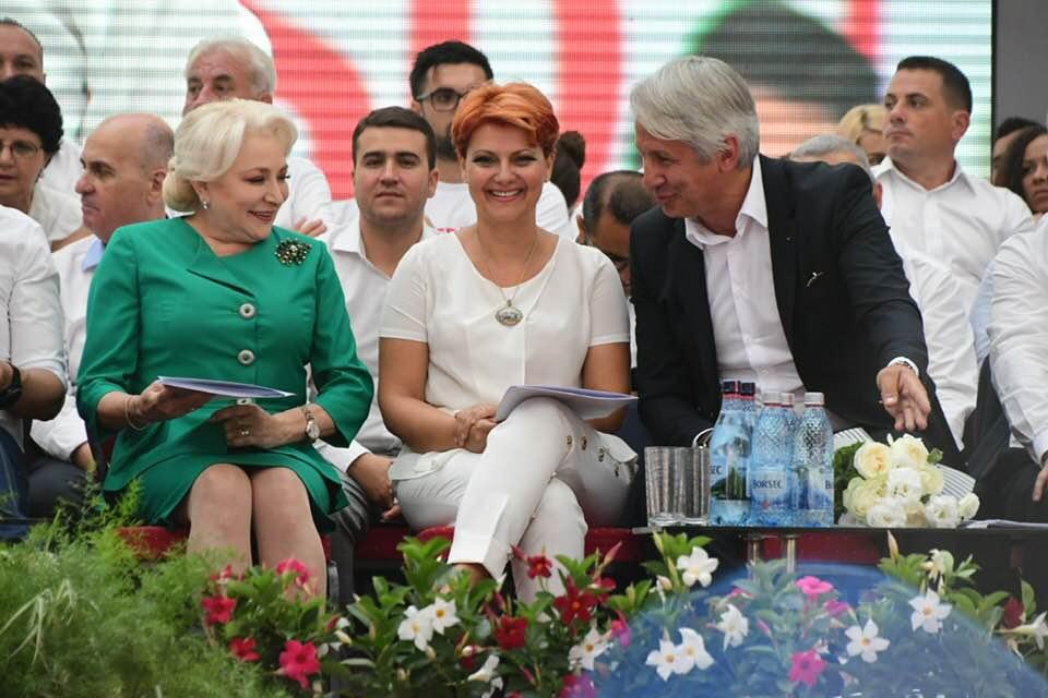 Lia Olguța Vasilescu a dat lovitura. Proiectul său de suflet prinde contur