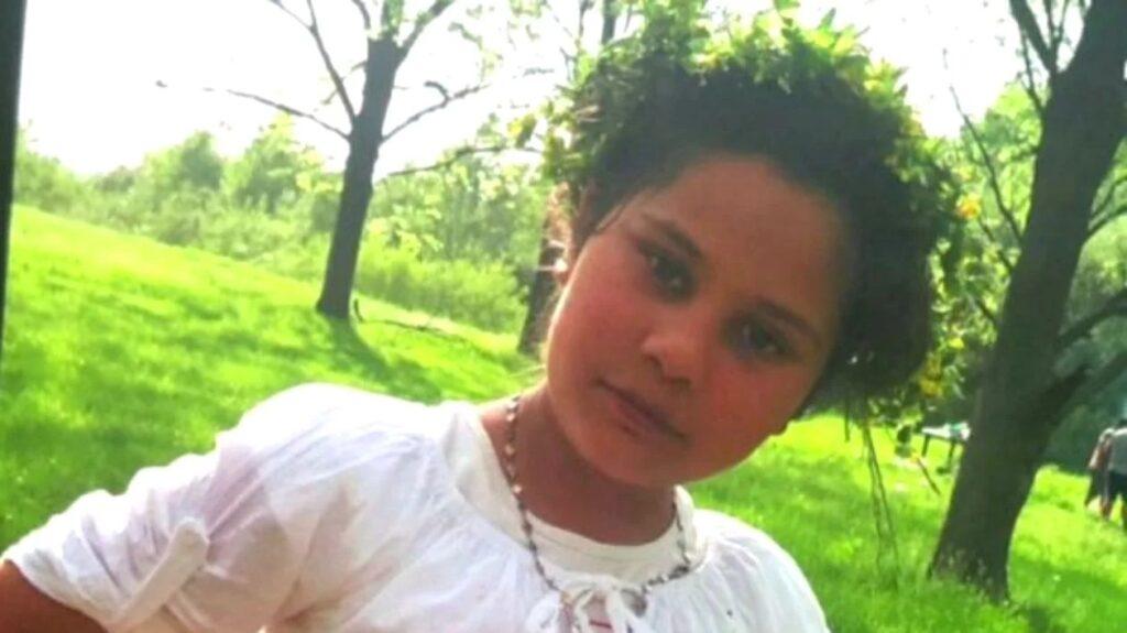 Ultimele imagini cu fetița din Dâmbovița în viață! Când a fost văzută pentru ultima oară