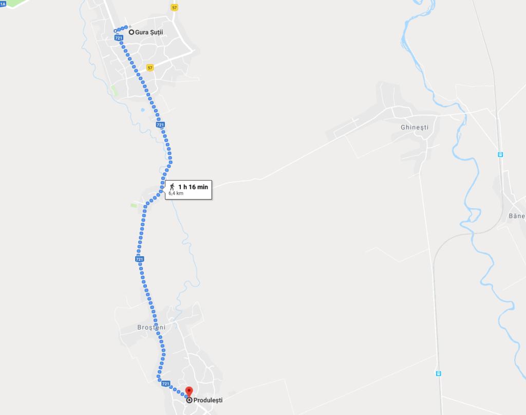 Unde a fost găsită fetița din Dâmbovița! Date oficiale de la Poliție