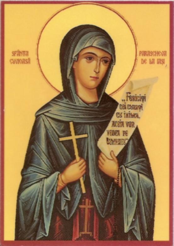 Sf. Parascheva: Tradiții și obiceiuri. Ce nu este bine să faci astăzi