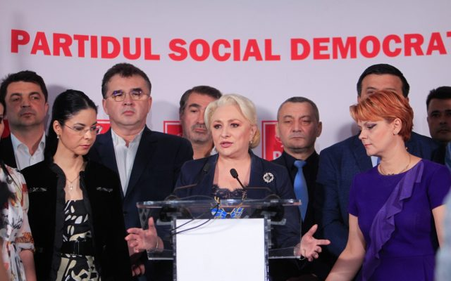 Şoc total dinspre PSD! Cine îi la locul Vioricăi Dăncilă în fruntea partidului