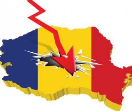 Economia României se prăbușește! Urmează cel puțin doi ani de criză. Prognozele Guvernului au fost aruncate în aer