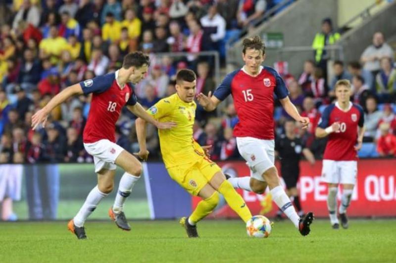 România-Norvegia, EURO 2020. Meciul cât o calificare! Doar suporteri sub 14 ani în tribune