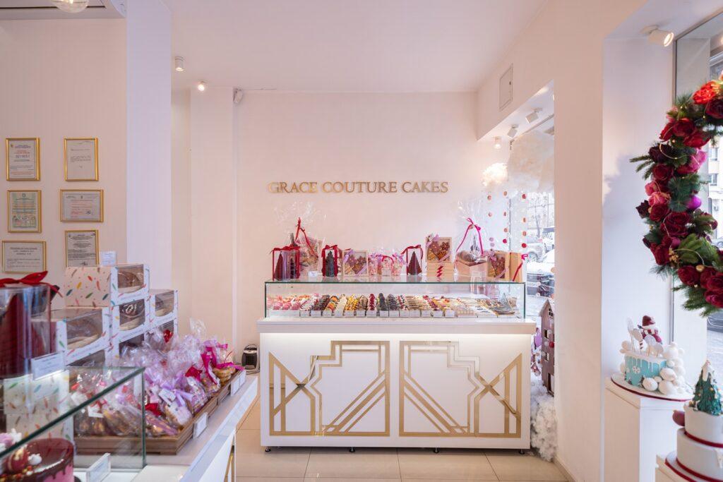 Grace Couture Cakes lansează primul magazin online din România dedicat dulciurilor şi cadourilor dulci