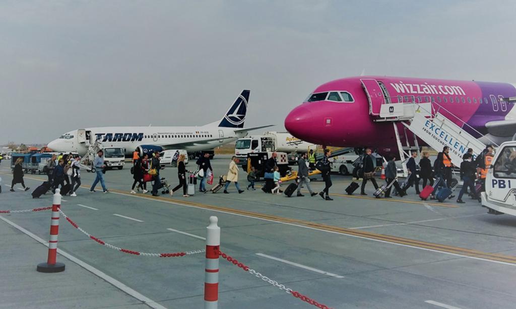 Se vinde un important aeroport din România! Arabii preiau conducerea?!
