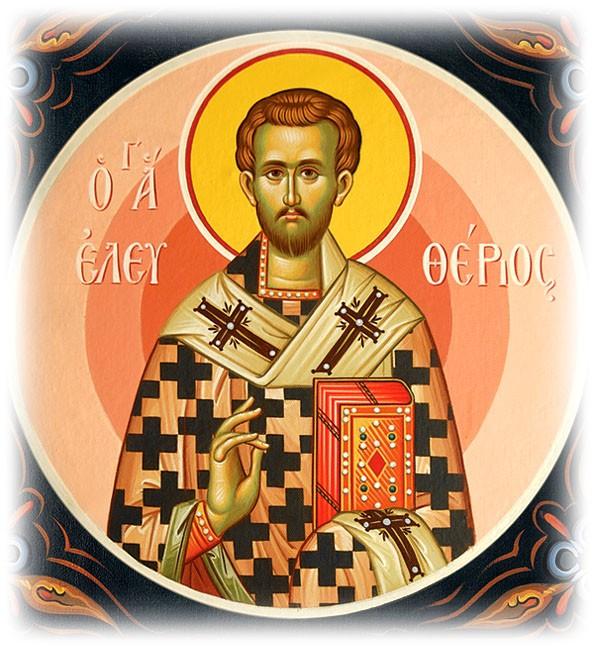 Sărbătoare mare pe 15 decembrie. Ce nu ai voie să faci la prăznuire Sfântului Sfințit Mucenic Elefterie