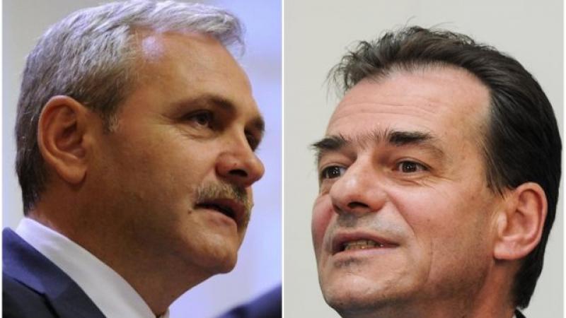 Trădarea supremă! Legătura lui Dragnea cu un ministru PNL. Orban a luat foc (SURSE)