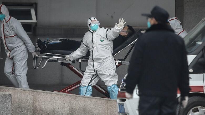 VIDEO Scene horror în China! Pacienţii infectaţi cu coronavirus se ...