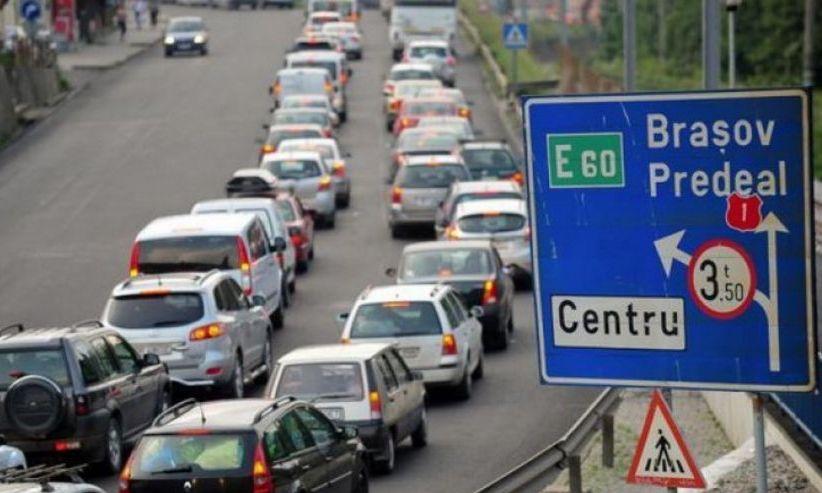 Soluţie halucinantă pentru aglomeraţia de pe Valea Prahovei. Pe unde vor circula şoferii