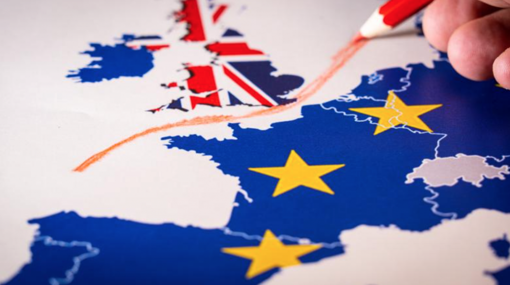 Se schimbă HARTA Europei! Marea Britanie, în pericol să se rupă în bucăți