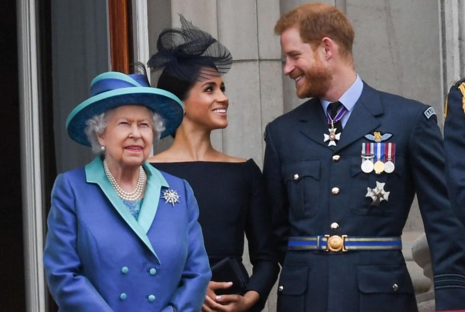 Meghan revine! Lovitură cruntă pentru Regina Elisabeta. Ce a plănuit