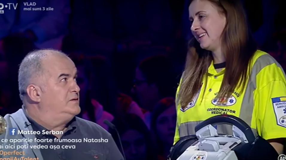 Moment teribil la Românii au Talent! Florin Călinescu, probleme de sănătate! Au chemat salvarea