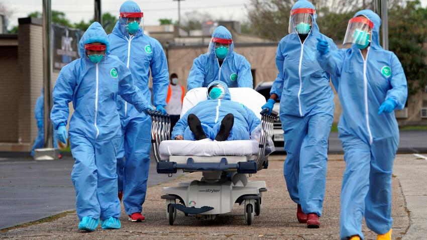 BOMBA SERII: Ţara care se aşteaptă la cel puţin 100.000 de morţi din cauza COVID-19 (VIDEO)