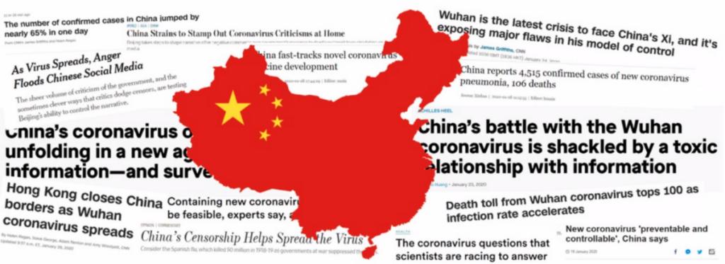 Alertă! Raport secret al CIA: China a ascuns datele privind cazurile de COVID-19 şi numărul de decese