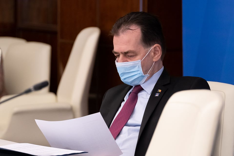 Lovitura SUPREMĂ pentru Guvernul Orban. Decizia luată chiar acum de judecători