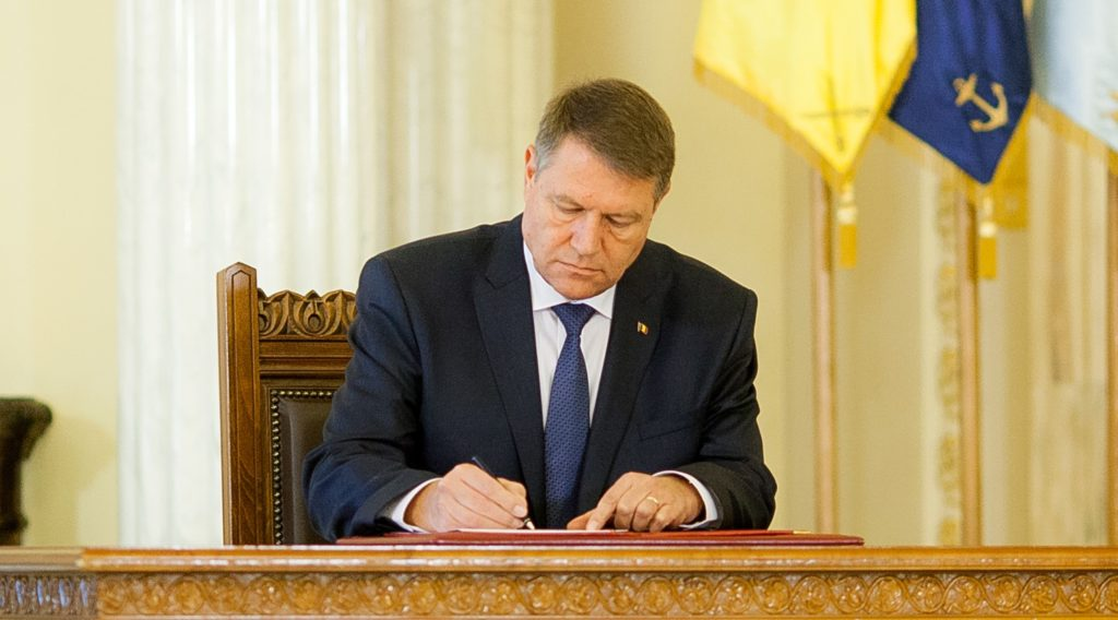 ULTIMA ORĂ: Klaus Iohannis a luat decizia! Decretele semnate astăzi