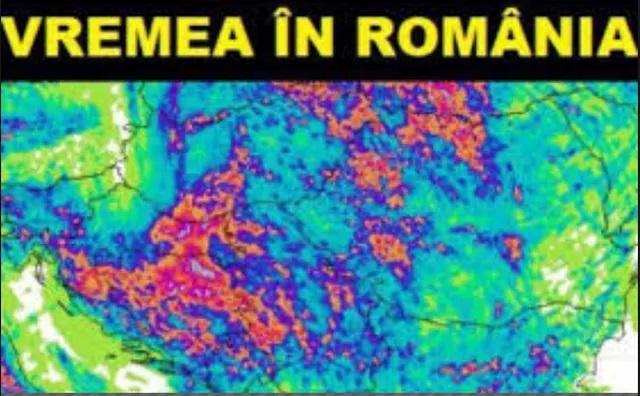 Alertă meteo ANM! Cod galben de fenomene periculoase în mai multe județe. Va fi prăpăd