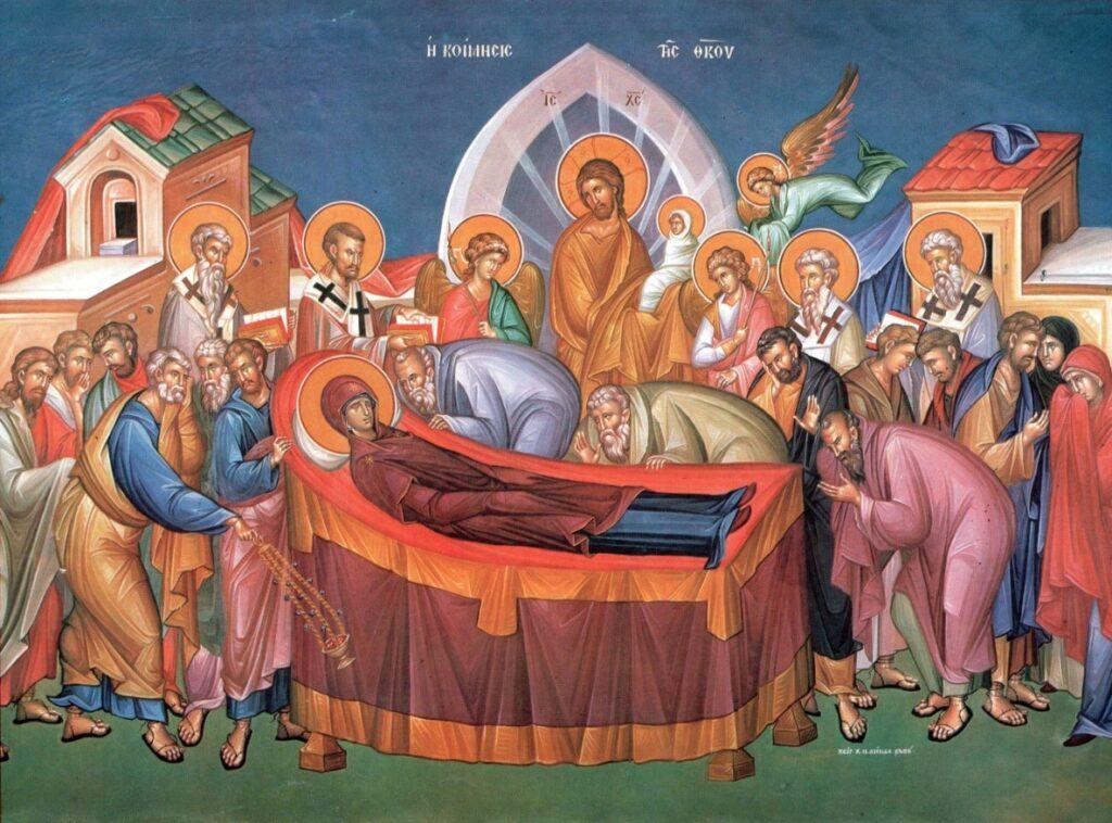 Este mare sărbătoare sâmbătă! Ce trebuie să facă cei credincioși de Adormirea Maicii Domnului