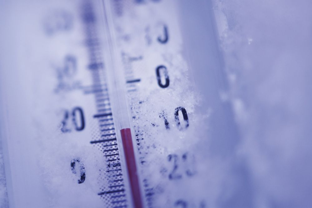 Gata, a venit frigul peste noi! Temperaturi cu minus în România