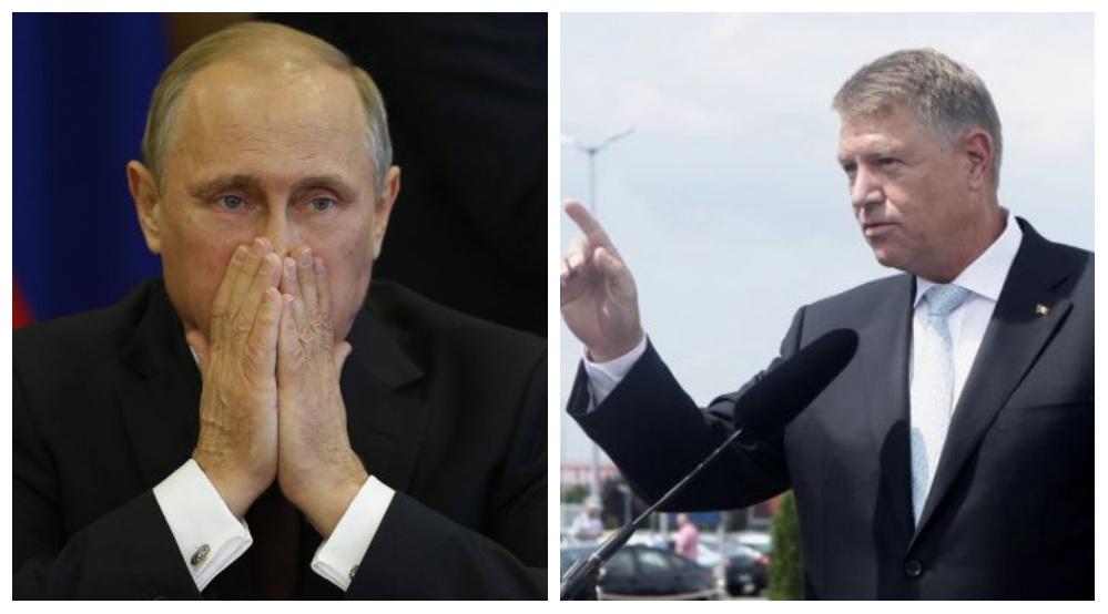 Klaus Iohannis îl dinamitează pe Vladimir Putin! Relațiile cu Rusia s-ar putea schimba total