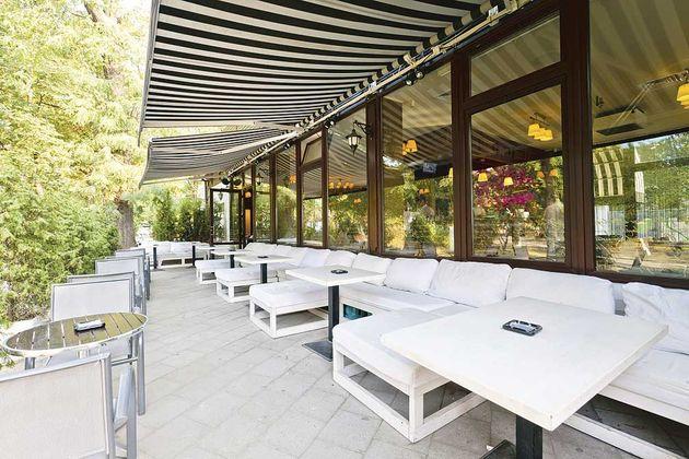 Gargantua – mâncare bună într-o oază de liniște și verdeață