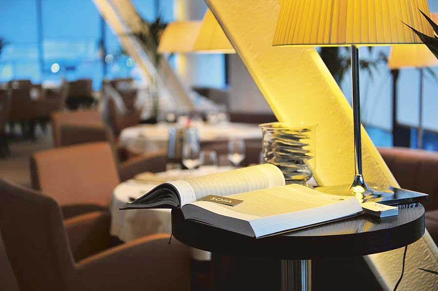Restaurantul Sofa, elegant și accesibil