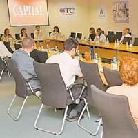 Club Capital la prima întâlnire