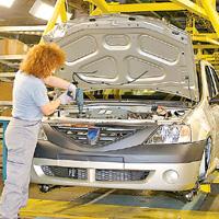 Dacia, motor al expatrierii industriei auto franceze