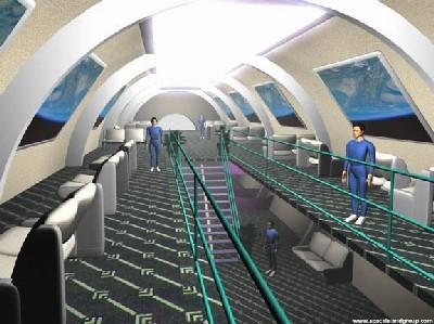 Se lansează primul hotel pentru turiștii spațiali. Vezi cât costă!