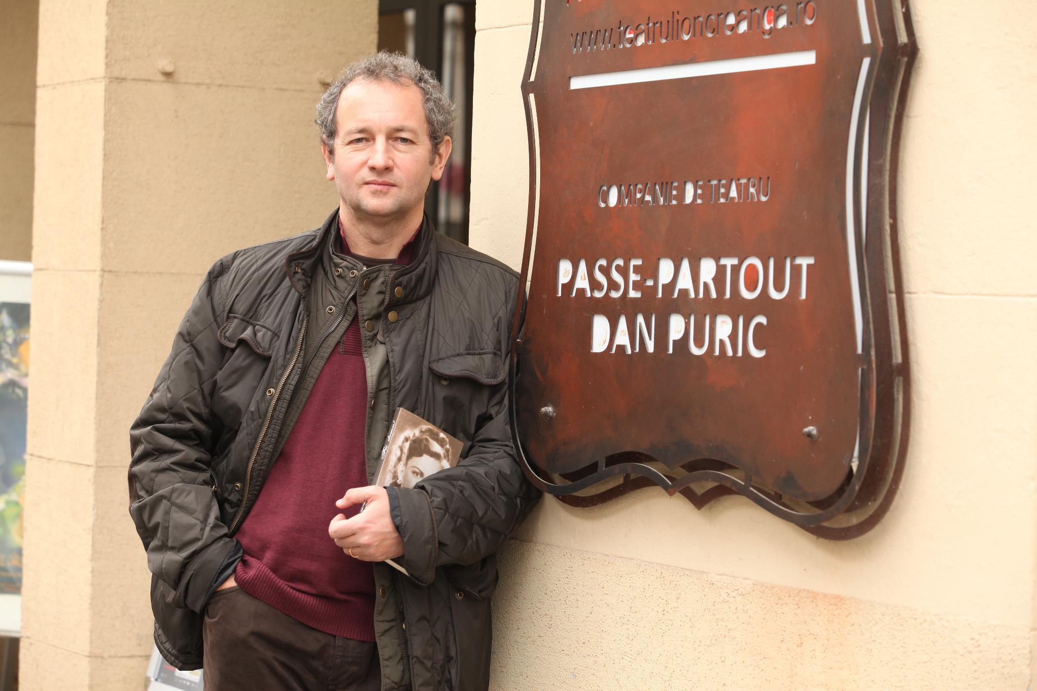 Dan Puric, omul de aproape 100.000 de euro pe an. Câştigă mai bine decât un şef de companie