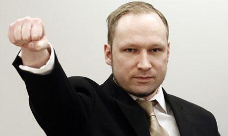 A început procesul lui Anders Behring Breivik