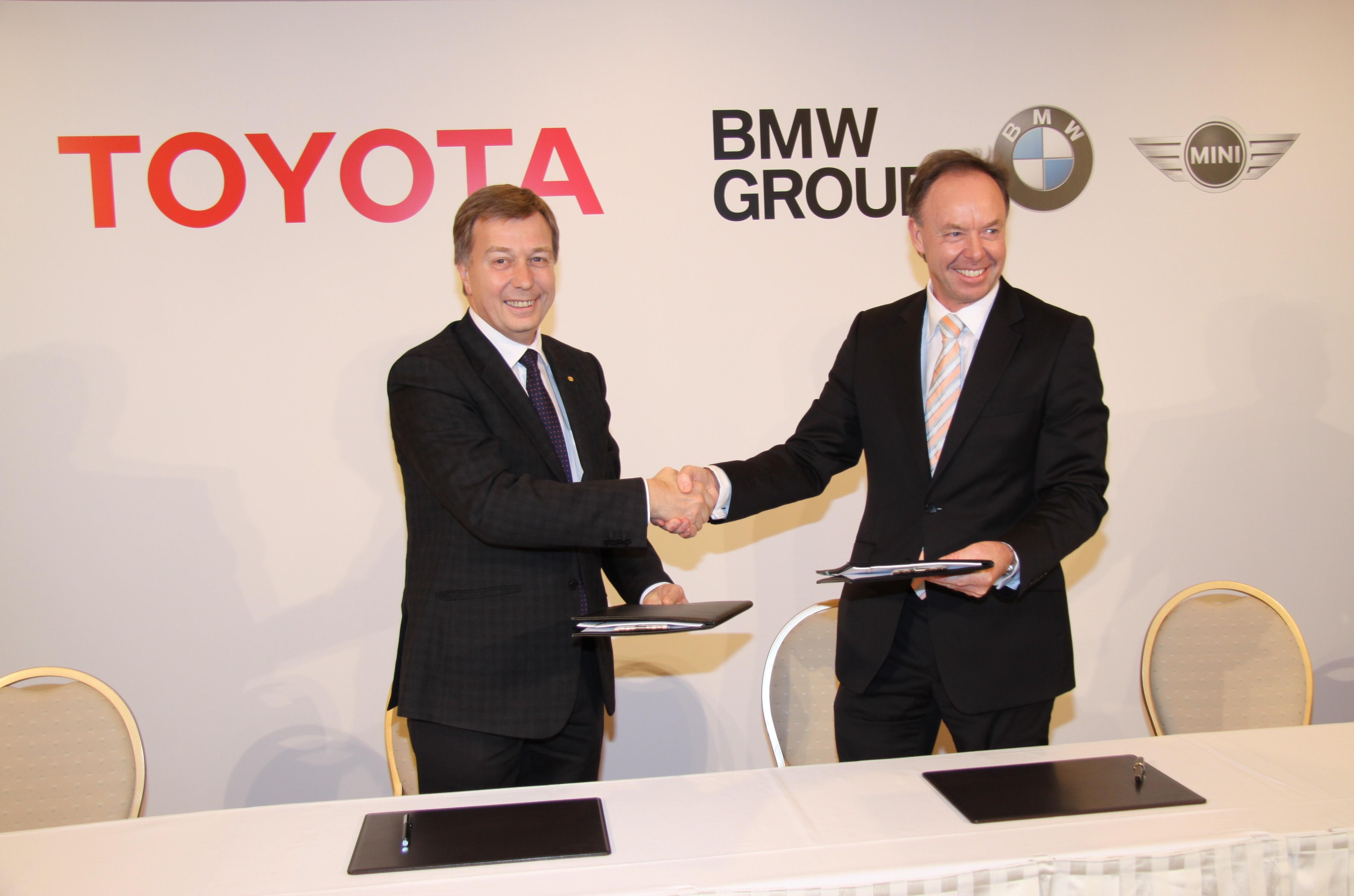 """BMW şi Toyota vor colabora pentru dezvoltarea de vehicule """"verzi"""""""