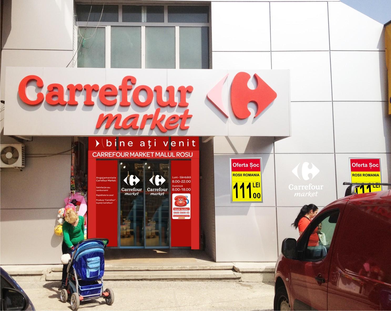 Carrefour deschide al patrulea Market din Ploiești
