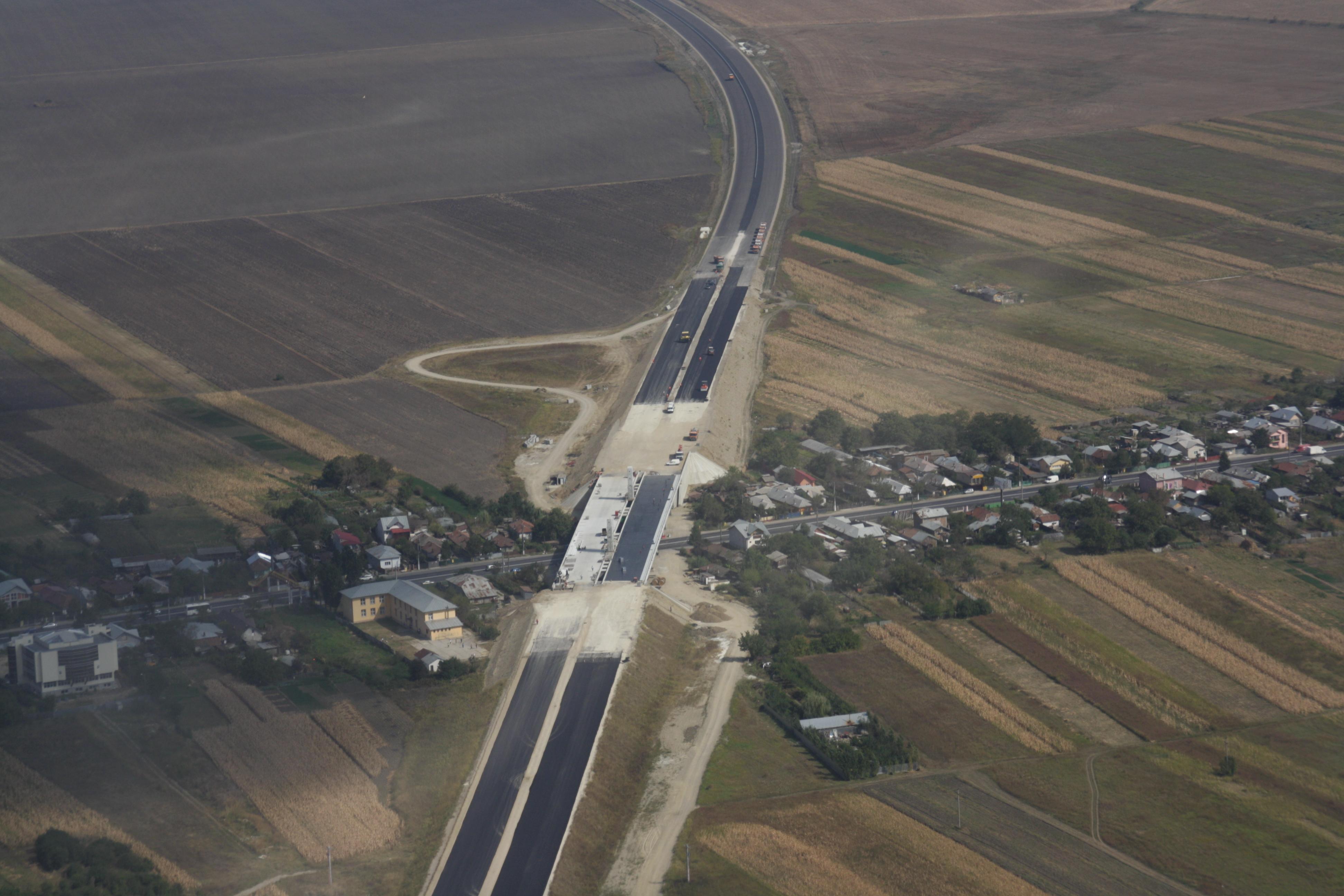 Ungureanu: Conform promisiunilor constructorilor, autostrada Bucureşti–Ploieşti va fi deschisă circulaţiei pe 15 mai