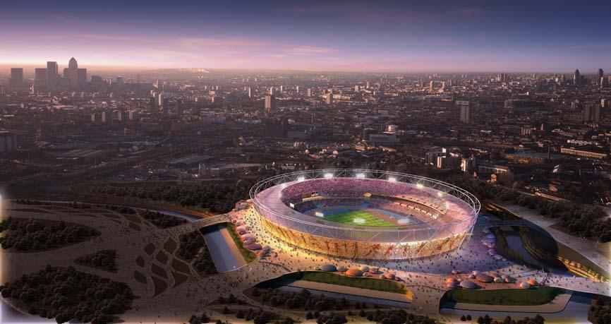 Ultimele şanse de cazare ieftină pentru Olimpiadă: la cort, în curtea londonezilor afectaţi de criză