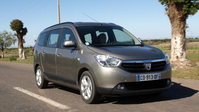 VIDEO: Primul TEST DRIVE cu Dacia Lodgy: ESTE IMBATABILĂ!