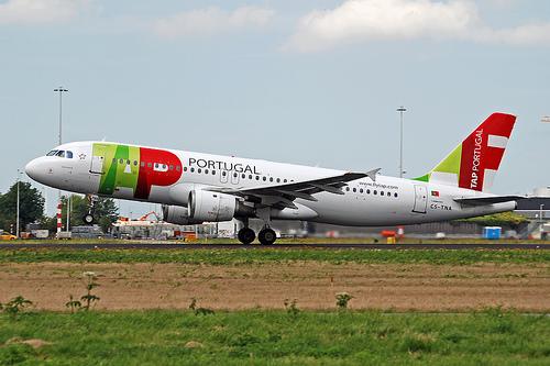 TAP Portugal lansează zboruri directe între București și Lisabona
