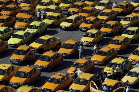 Raport favorabil pentru proiectul care completează legea taximetriei