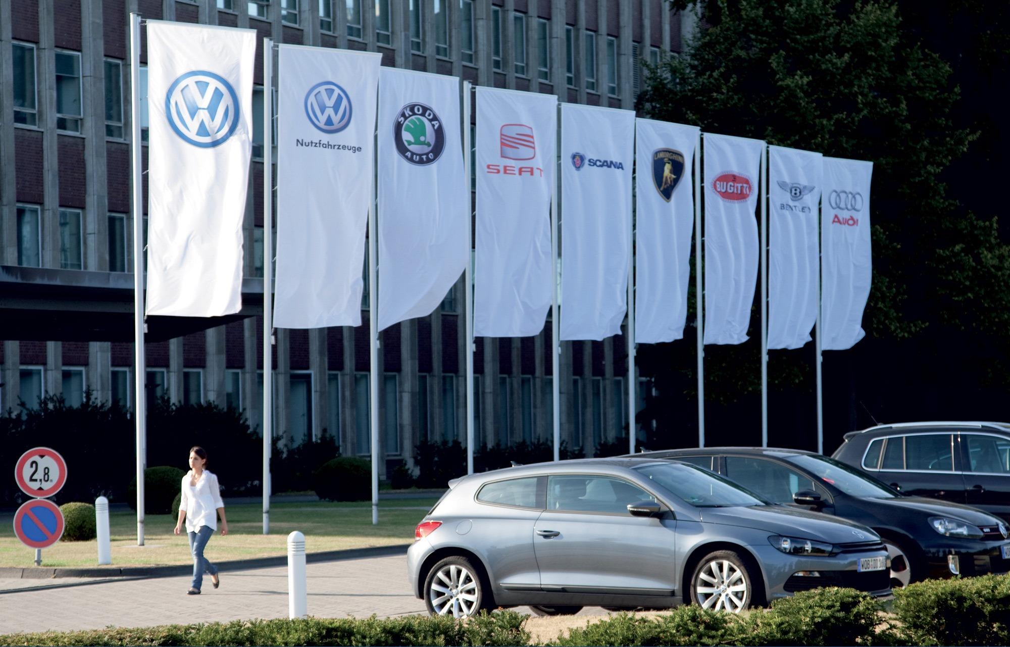 Grupul Volkswagen bate record după record