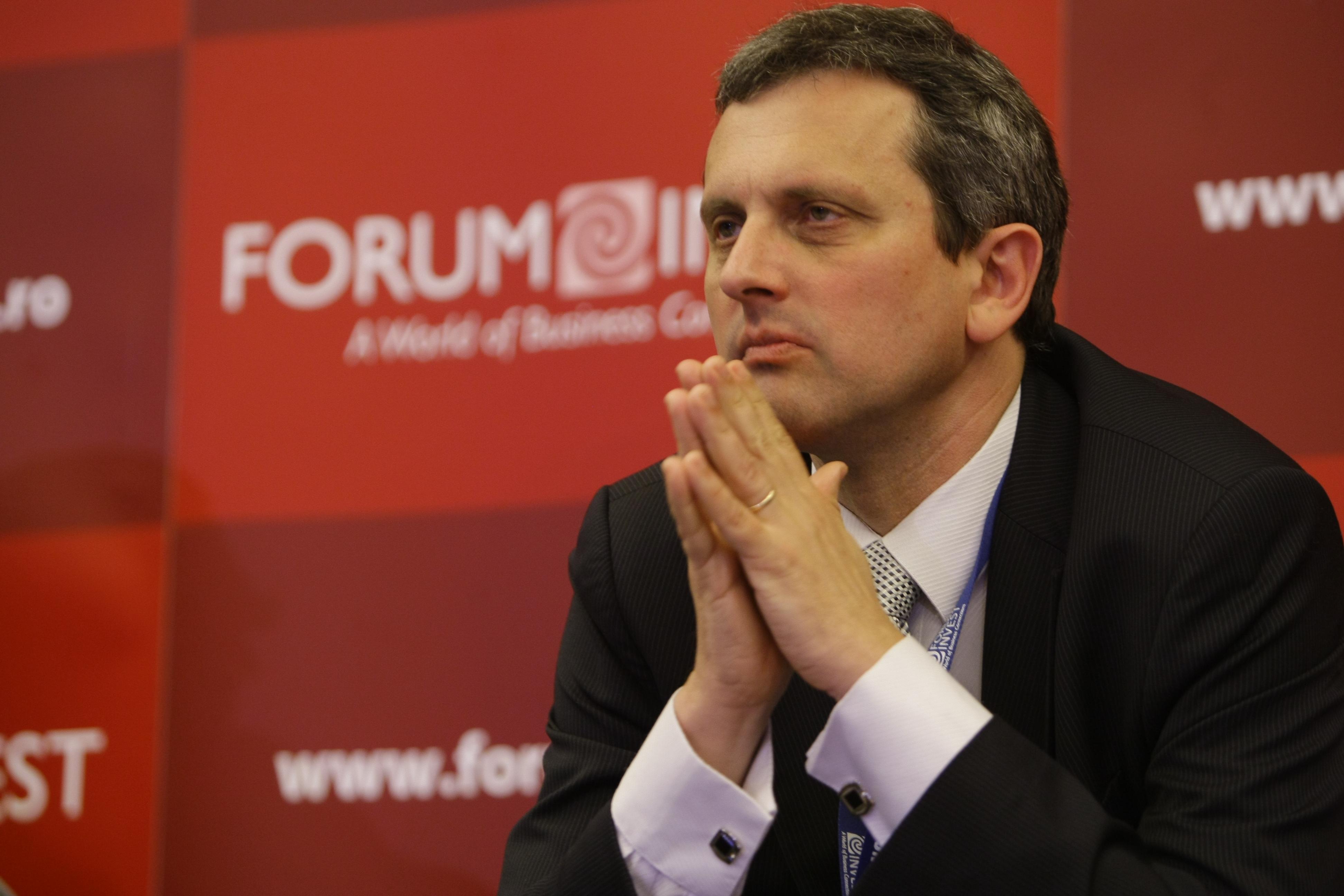 Valentin Lazea, BNR: Forța de muncă a înregistrat un fenomen foarte grav