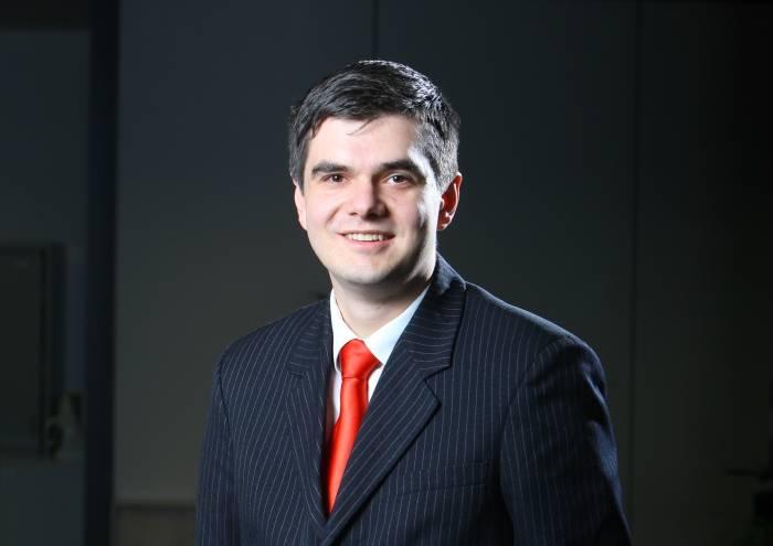 """Lucian Croitoru, invitatul primei ediţii """"Capital TV"""""""