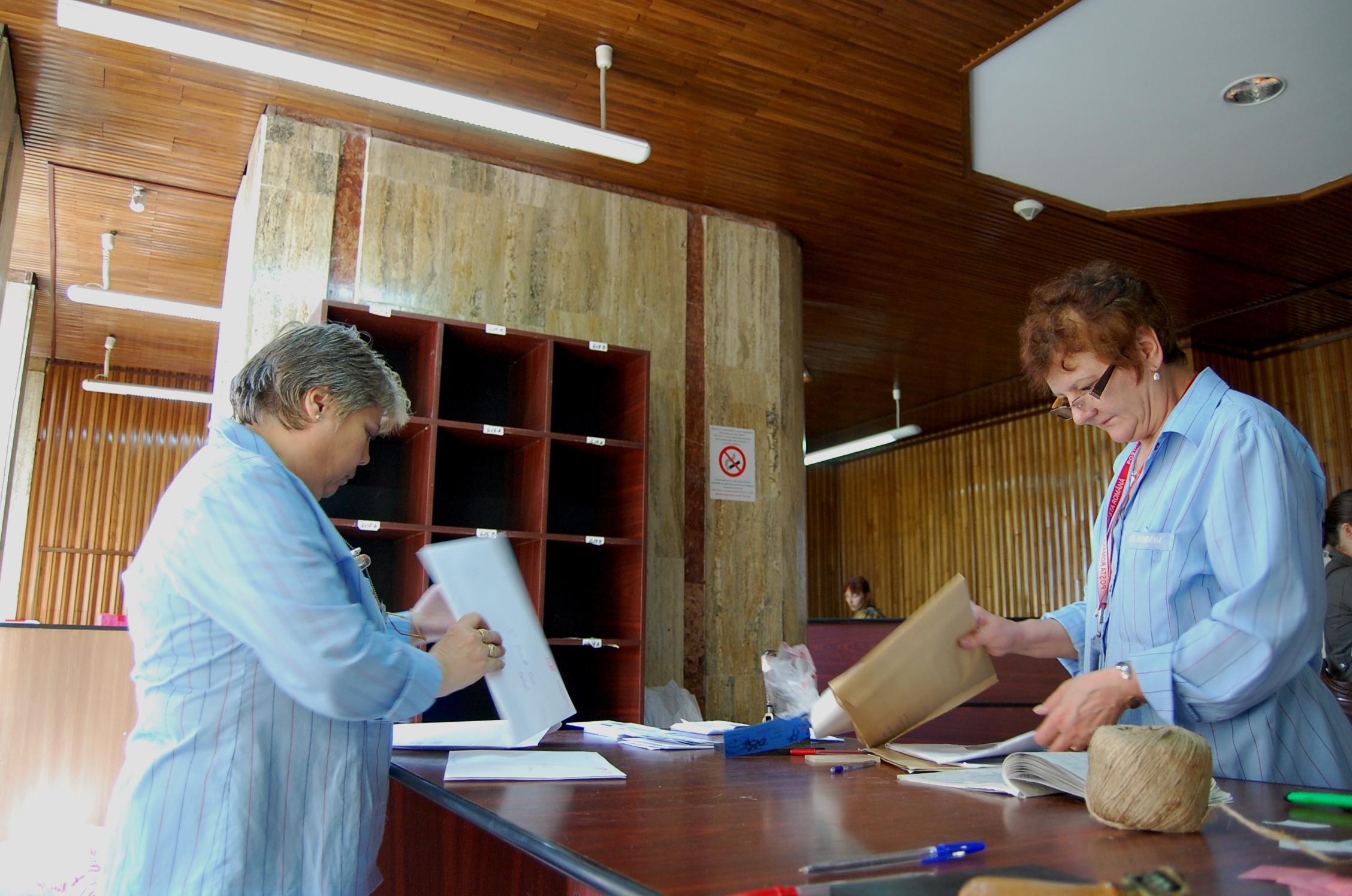 Consultantul pentru privatizarea Poştei va fi numit în maximum o lună