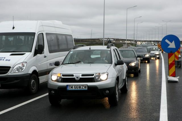 CNADNR: România a dat în folosinţă 55 kilometri de autostradă în 2011, nu 18 aşa cum raportează INS