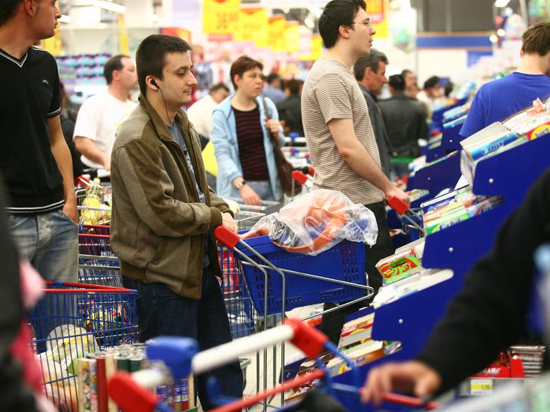 Paștele crește vânzările Carrefour cu 35%