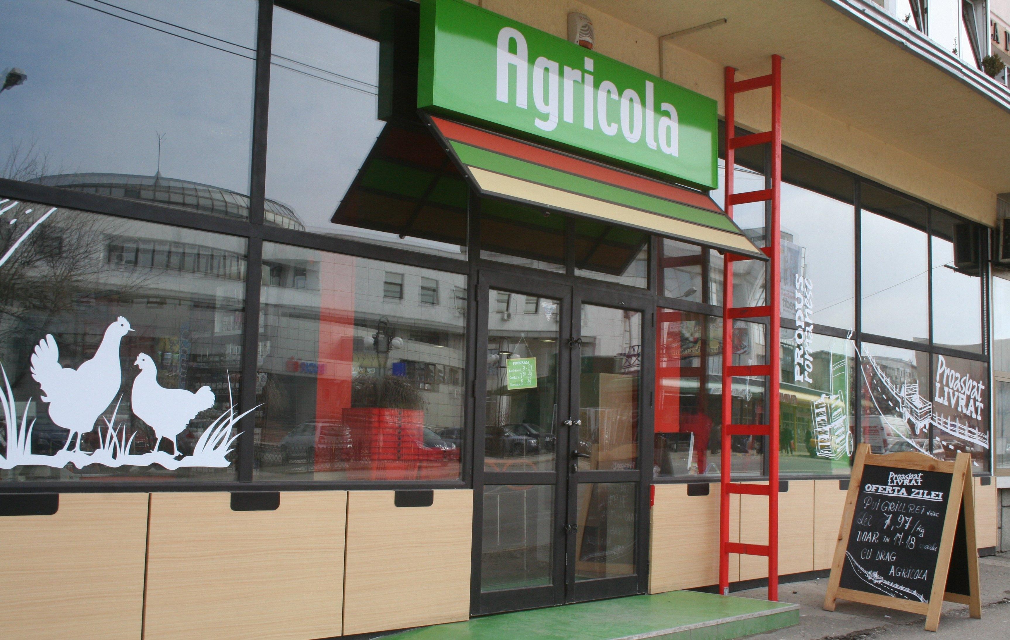 Agricola Bacău deschide încă 4 magazine